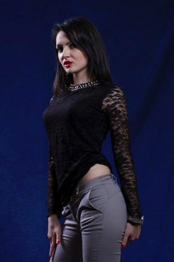 Elena I modeling-